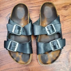 Birkenstock for J.Crew Arizona Style Slides 38